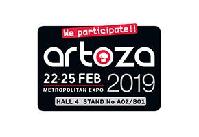 We Participate ARTOZA 2019